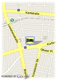 map-Hotel City Am Kurfuerstendamm