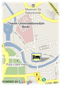map-Hotel Best Western Berlin-Mitte