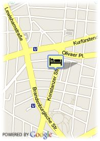 map-Hotel Europa City