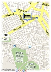 map-Hotel Acropol