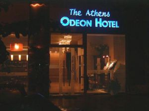 Hotel Odeon in Athene
