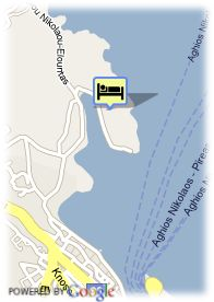 map-Hotel St. Nicolas Bay Resort