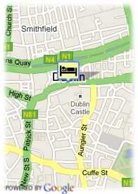 map-Hotel Leeson Bridge Guest House