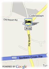 map-Hotel Carlton Dublin Airport