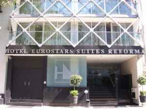 Hotel Eurostars Suites Reforma in Mexico-stad