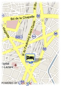 map-Hôtel Amiot
