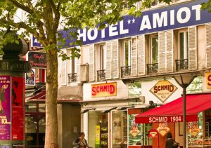 Htel Amiot in Paris