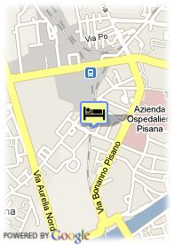 map-Hotel Grand  Bonanno