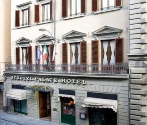 Hotel Strozzi Palace  in Florence