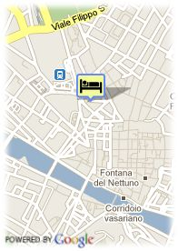 map-Hotel Boscolo Astoria