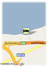 map-Hotel Fiesta Garden Beach