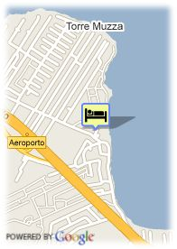 map-Hotel Sport Club Portorais