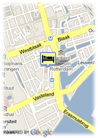 map-EuroHotel Centrum