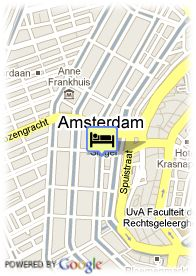 map-Hotel Rembrandt Classic