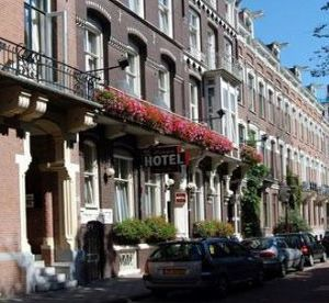 Parking Hotel: Hotel Prinsen in Amsterdam