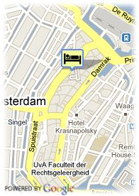 map-Hotel Tulip Inn Amsterdam Centre