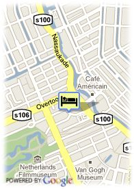map-Hotel Leidse Square