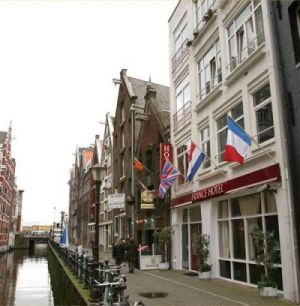 Hotel Floris France in Amsterdam