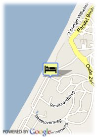 map-Hotel Grand Huis Ter Duin