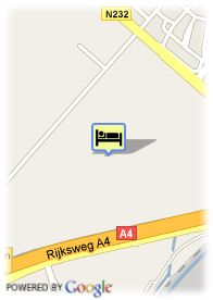 map-Hotel Radisson SAS Amsterdam Airport