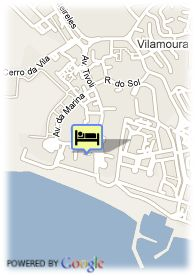map-Hotel Vila Gale Ampalius