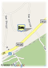 map-Hotel Colina Verde Aparthotel And Golf