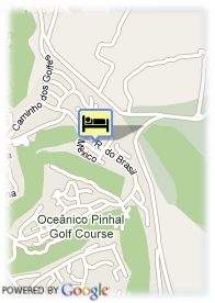 map-Hotel As Cascatas Golf Resort And Spa