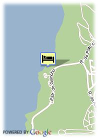 map-Hotel Estalagem Forte Muchaxo