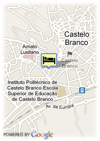 map-Hotel Best Western Rainha D. Amelia