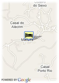 map-Hotel Das Termas Do Vimeiro