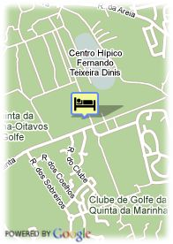 map-Hotel Viva Marinha & Suites