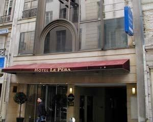 Hotel Le Pera in Parijs