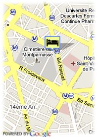 map-Hotel Aiglon