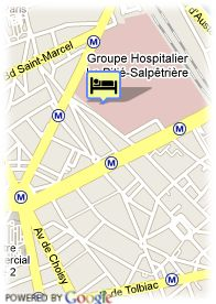 map-Hotel Villa Lutece Port Royal