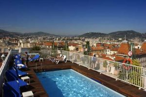 Splendid Hotel & Spa in Nice