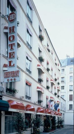 Hotel Cheverny à Paris