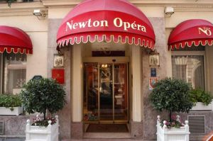 Hotel Newton Opera in Parijs