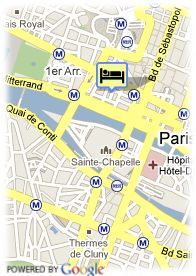 map-Grand Hotel Dechampaigne