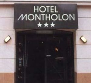 Hotel Montholon in Parijs