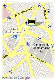 map-Hotel Berkeley