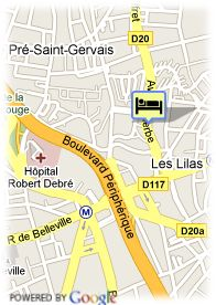 map-Hotel Moulin Plaza