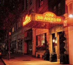 The Franklin Hotel in New York