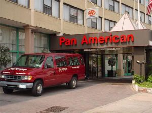 Hotel Pan American in New York