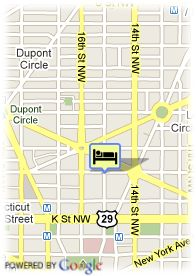 map-The Madison Hotel