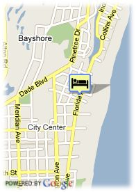 map-South Beach Hotel