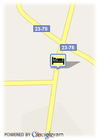 map-Hotel Dedeman Sanliurfa