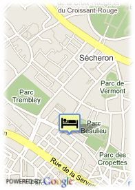 map-Grand Pré Swiss Quality Hotel