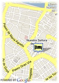 map-Hotel Zenit Don Yo