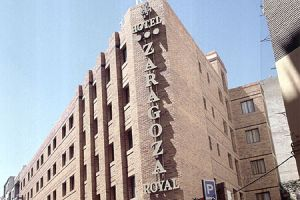 Hotel Husa Zaragoza Royal in Zaragoza