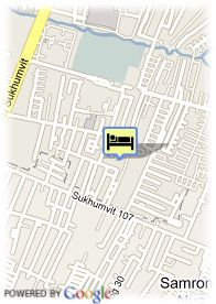 map-Hotel Lebua at State Tower